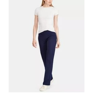 Lauren Ralph Lauren Jersey Knit Straight Pants 💙